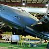 Air Trenton : The Trenton, Ontario, Canada air museum. A collection of mostly vintage Canadian Military jet aircraft on field display. The centrepiece of this unique collection is the WWII Halifax bomber currently undergoing a full frame restoration. It was raised from a Norwegian lake bottom a few years ago in several pieces, after some 60 years being submerged in the mud. Simultaneously, a new hanger building construction is underway that will display this last remaining example of a Halifax  bomber in North America.