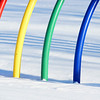 Rainbow Snow : Ajax