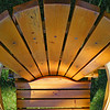Muskoka Chair: Wellington,ON; another P&amp;S pocket-rocket image using a Pentax Optio L30 7.1 MP sub-compact.