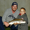 Fish'n Buds : 2:00a.m.,Sarnia; This little fella was so proud of his Dad's catch that for a moment, I thought he was going to explode.