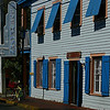 Blue Heaven : Key West { I was told that the food was excellent here. We never got the chance. Had to head north to Canada ASAP }